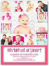 1st Birthday Quotes For Baby Girl ~ Baby Girl First Birthday ...