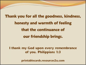 Quotes On Christian Friendship Christian Friendship Quotes ...