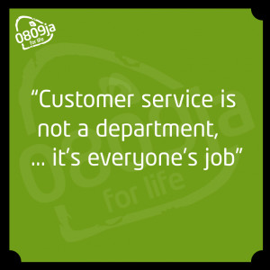Great Customer Service Quotes What Does