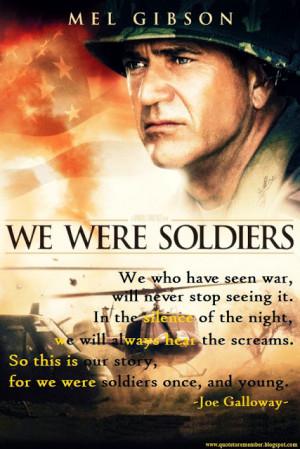WE WERE SOLDIERS [2002]