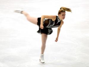 Ashley Wagner Skate America...