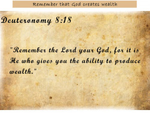 Prosperity Scriptures in the Bible http://best2keepitsimple.com/2012 ...