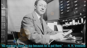 vreeland Top 10 inspirational quotes for leaders of any industry