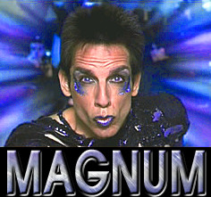 Original articles from our library related to the Zoolander Magnum ...
