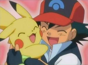 ash and pikachu Image
