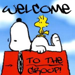 WelcometothegroupSnoopyWoodstock