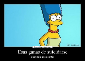 Homero Marge Simpson Pelauts Picture