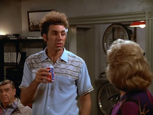 10 Most Hilarious Cosmo Kramer Quotes‏