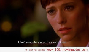 if only movie quote