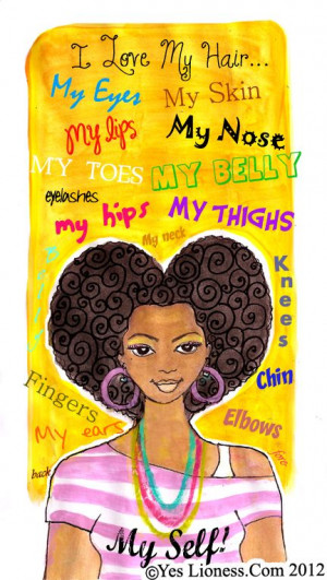 More Black Women Art! Would love this as a case for my phone and ...