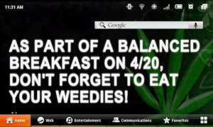 quotes about weed