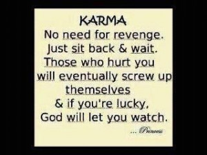 Karma Quotes What Goes Around