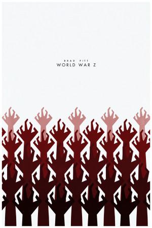 Nuevo poster de World War Z