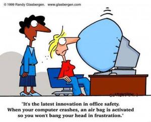 Funny Computer Cartoons