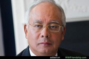 Najib Razak is a Malaysian politician