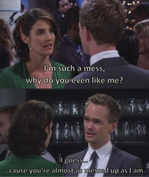 When Robin and Barney got back together.   19 Times