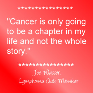 Cancer is Only A Chapter Not The Whole Story Quote
