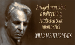 WILLIAM BUTLER YEATS QUOTES