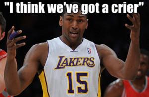 The Lakers-'Wedding Crashers' quote mash-up