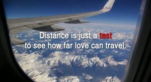 Romantic Long Distance Love Quotes
