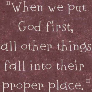 Seek first.