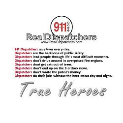 911 Dispatcher Quotes And Sayings ~ Dispatchers & Police on Pinterest ...