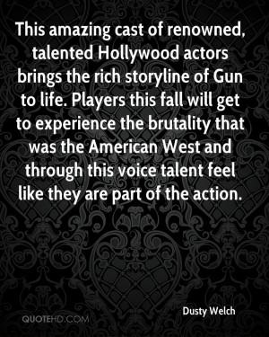 talented actors quote 2