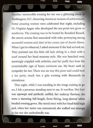 Helen Reddy book quote