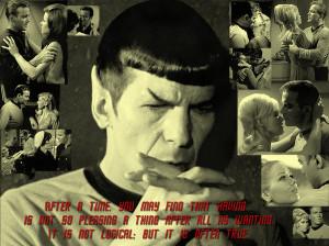 Star Trek Quotes Credited