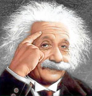 Some inspirational quotes by Albert Einstein