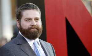 Image search: Zach Galifianakis