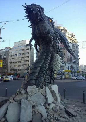 in Bucharest, Romania-installation by Alldeco
