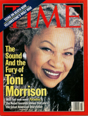 analysis of toni morrisons beloved A literary criticism provides an analysis of the novel beloved by toni morrison, based in the psychoanalytic thought of psychiatrist jacques lacan.