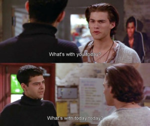 Empire Records ~ one of my old favorites, Lucas especially. This was ...