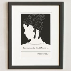 These Posters Make The Perfect Literary Christmas Present
