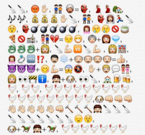 Game of Thrones 4x01: An emoji review