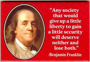 ben franklin quote end of constitution