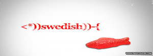 Swedish Fish Cover Comments