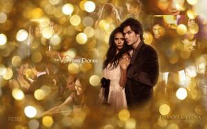 Damon & Elena - The Vampire Diaries