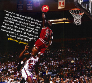 Michael Jordan Picture Quote-2