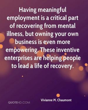 Empowerment Quotes Mental Illness