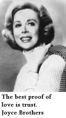 Joyce Brothers Quotes