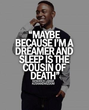 Kendrick Lamar Best Quotes – 16 photos