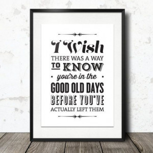 ... Print, The Office Quote, TV Quote, Andy Bernard, The Office TV Show