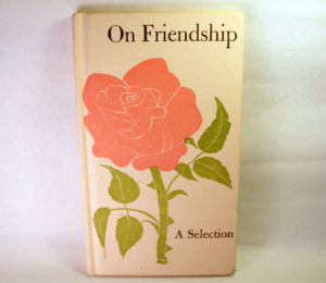 Friendship Book / Bachelder / ERIC CARLE Illustrator / 1960's / Quote ...