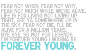 Young Forever - Jay-ZRequest for yeahbuddyillshowyouagoodtime