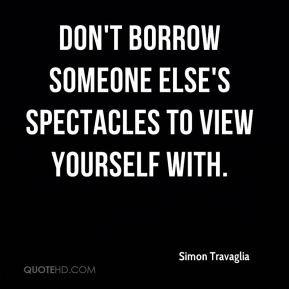 Borrow Quotes