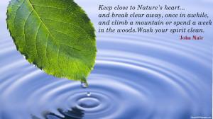 ... ://www.hdwallpapersimages.com/john-muir-nature-quotes-images/31818