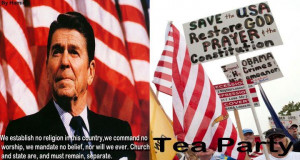 Ronald Reagan: Religion Quote