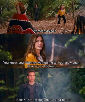 Funny scene from the proposal